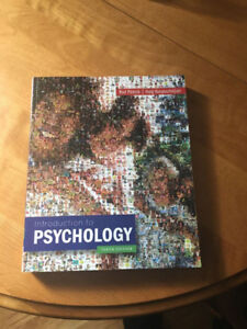 Introduction to Psychology 10th edition