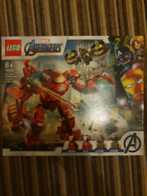 Brand New Marvels Lego