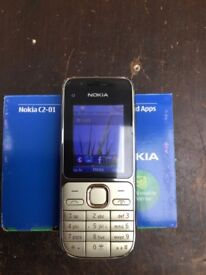 Nokia C2-01 Unlocked boxed