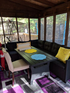 Cottage for rent (end of August and all of September)