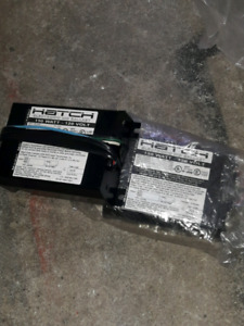 2 NEW BALLAST FOR SALE