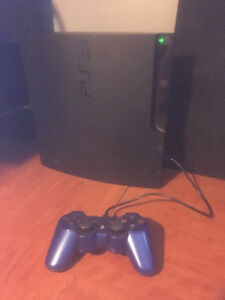250GB PS3 Slim (No Trade)