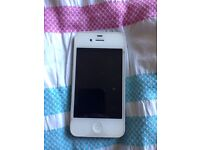 White iPhone 4s near mint unlocked Offers welcome