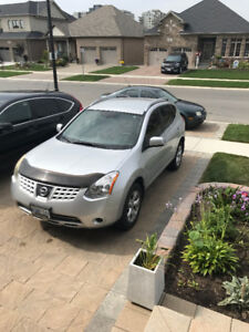 2008 Nissan Rogue SL AWD - FULLY SERVICED + WINTER TIRES