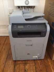 Samsung CLX6220FX Laser Printer - Spares or repair