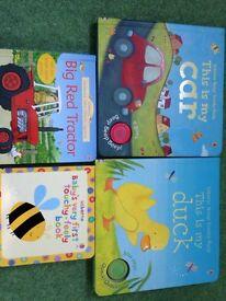 Usborne Baby Books