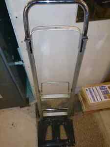 """Moving cart - dolly - hand truck folds to 8""""-22""""-12"""""""
