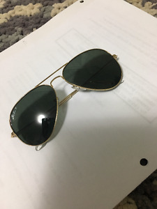 Classic Polarized Ray Ban Sunglasses FIRM PRICE