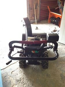 9 hp Craftsman 2 Snowblower Kawartha Lakes Peterborough Area image 3