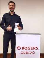 Rogers Dealer wanted