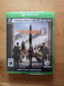 The Division 2  (SEALED)