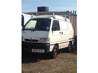 Daihatsu hijet 2002 1.3 petrol lpg mot & tax export