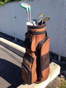 Sac de golf ETTO avec bâtons Gatineau Ottawa / Gatineau Area image 1