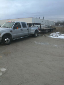 Wanted freight to an from Ottawa area 26 ft deck with ramps from