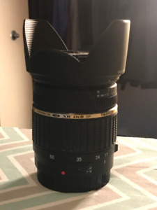 Tamron 17-50mm f/2.8 for Canon EF