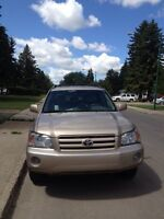 Toyota Highlander 2007 limited MINT condition