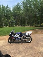 GSXR 600 in mint condition!