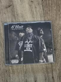 G UNIT - BEG FOR MERCY - CD - RAP / HIP HOP