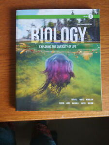 Biology 30 Textbooks | Great Deals on Books, Used Textbooks