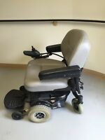 1103 ultra pride mobility electric chair $600