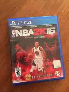 NBA 2K16 for PS4 - Perfect Condition