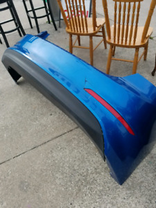 Car Bumper - Man Cave - Great Bar item-or for a Body Shop