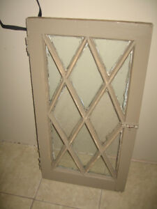 Antique Diamond Pane Pre 1910 Windows