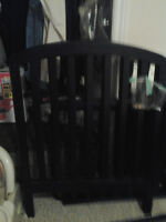 crib car seat, cloth chair, bathtub and jolly jumper