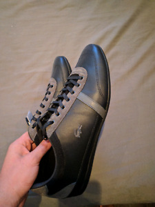 Lacoste shoes / souliers neufs taille / size 12