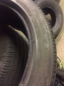 4 Michelin primacy 235/45/18 all season  Kitchener / Waterloo Kitchener Area image 3