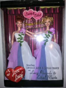 """Barbie-""""I Love Lucy"""" episode 69"""