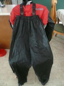 Jacket et pantalon pour moto