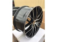"4 19"" alloy wheels Alloys Rims tyres 120 pcd BMW 1 2 3 4 5 series"