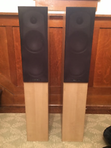 Mordaunt-Short Avant 908 Tower Speakers - Great Condition