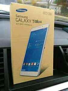 Brand new samsung tablet 4 8""