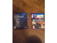 Ps4 games up for swap