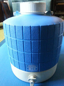 Vintage Thermos With Spout