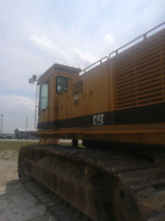 245B cat  ready to work no leaks rent buy or hire