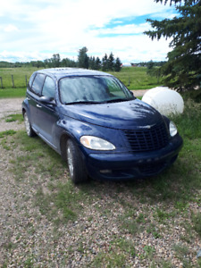 2003 PT Cruiser GT Turbo LOW KMS!