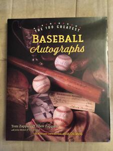 100 Baseball Autographs, Hardcover, + 12 SMR Magazines, NEW !!!