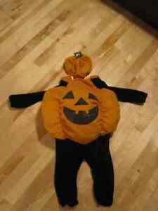 Excellent Costume: Pumpkin Citrouille (2T–3T)