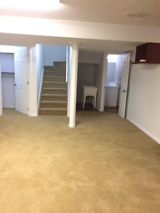 Basement for Rent in Windermere