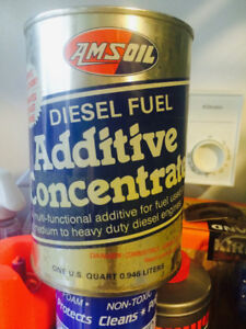 AMSoil Diesel Fuel Additive Concentrate & Cold Flow