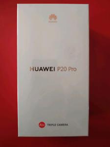 brand new Huawei P20 Pro Twilight