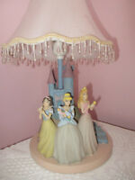 LAMPE DE TABLE PRINCESSES DISNEY princess lamp