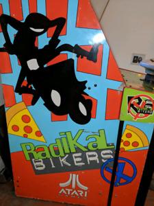 Radikal bikers arcade