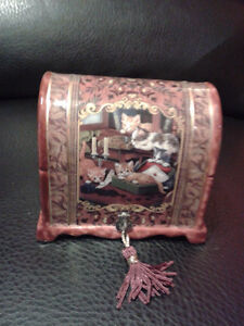 Collectible Music Box