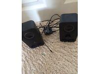 Logitech speakers - £15 on Amazon