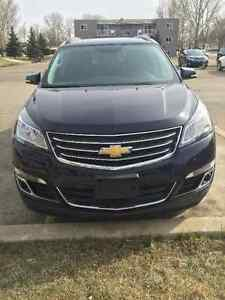 2015 Chevrolet Traverse Lt SUV, Crossover