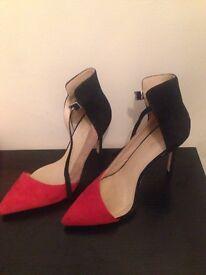 Zara size 6 Heels